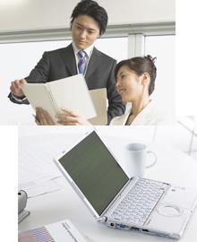 法人の顧問契約・申告業務